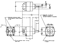 MF - .47 Flange Mount Schematic
