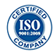 Certified ISO 9001:2015 Company